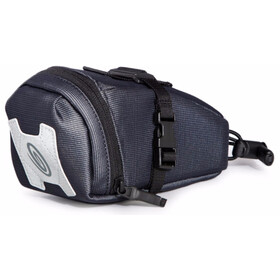 Timbuk2 Seat Pack XT Saddle Bag S, jet black reflective